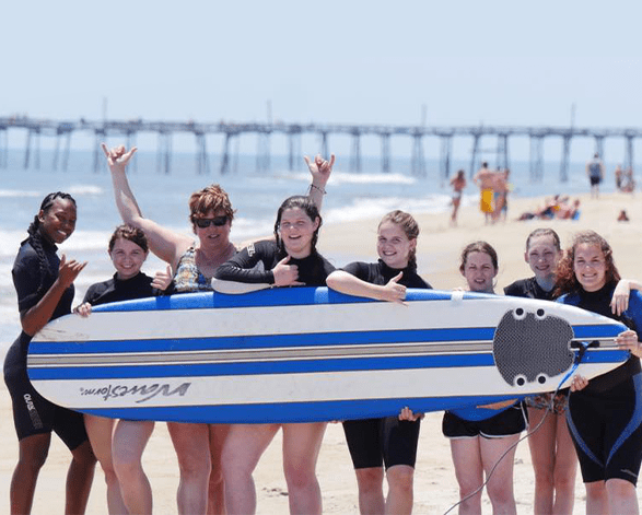 Outer Banks Surf School Members